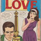 Falling in Love (1955) #67 DC Comics May 1964 Good
