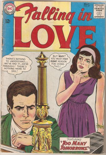 Falling in Love (1955) #67 DC Comics May 1964 Good