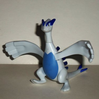 McDonald's 2015 Pokemon Lugia Figure Only Happy Meal Toy Loose Used