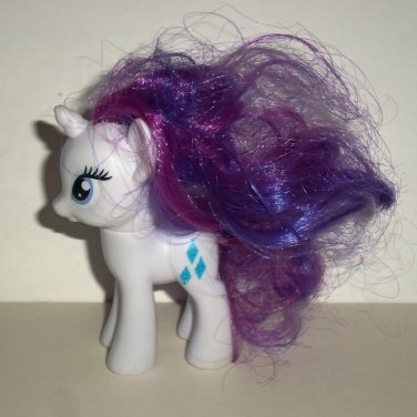 My Little Pony 2010 Rarity Toy Hasbro Loose Used