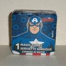 Marvel Heroes Avengers Magic Towel Rand 2016 Unopened Captain America Hulk Thing