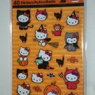 Hello Kitty Stickers Halloween New in Original Packaging