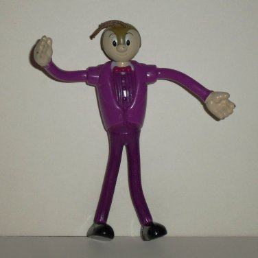 McDonald's 2002 Pinocchio Cricket Figure Happy Meal Toy Loose Used