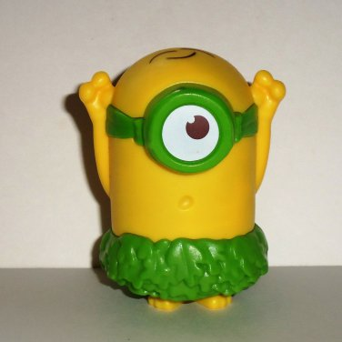 McDonald's 2015 Minions Jurassic Minion Happy Meal Toy Loose Used