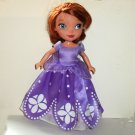 Disney Sofia the First Doll Mattel Y9186 2013 Loose Used