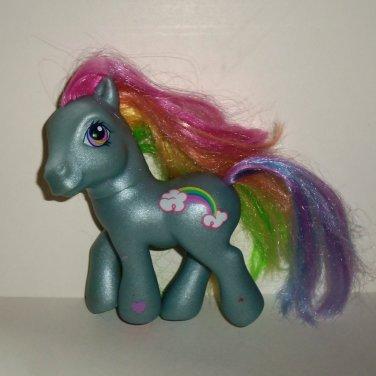 My Little Pony Rainbow Dash G3 Hasbro 2002 Loose Used