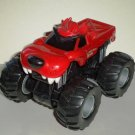 Hot Wheels Monster Jam Rev Tredz Tasmanian Devil 1:43 Truck Loose Used