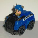 Paw Patrol Racer Chase The Spy Vehicle Loose Used