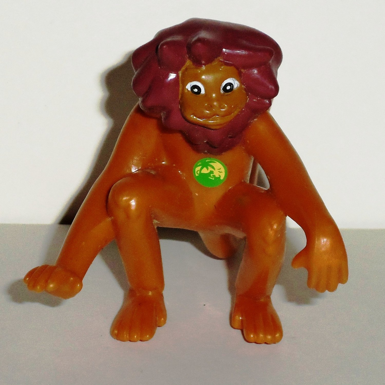 Fisher-Price Capuchin Figure Only from Go Diego Go Monkey Pack Loose Used
