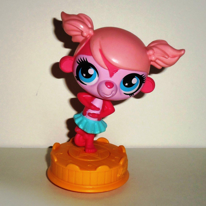 McDonald's 2012 Littlest Pet Shop Minka Mark Happy Meal Toy Hasbro Loose Used