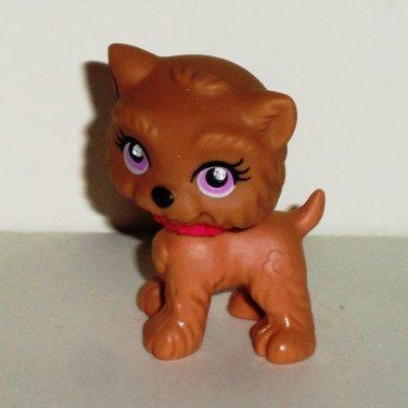 Mattel 2007 Polly Pocket Sparklin' Pets Dog #69 Figure Loose Used