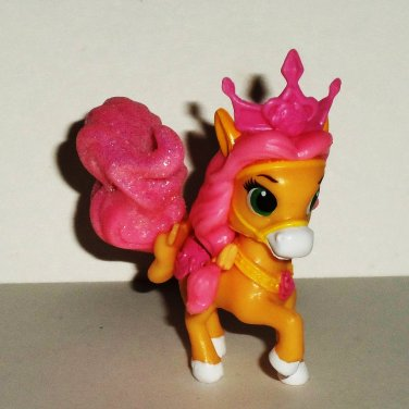 Disney Princess Palace Pets Minis Belle's Pony Petite Figure Mattel Loose Used