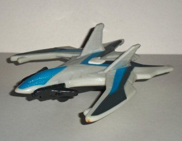 McDonald's 2014 Max Steel Jump Jet Happy Meal Toy No Missle Loose Used