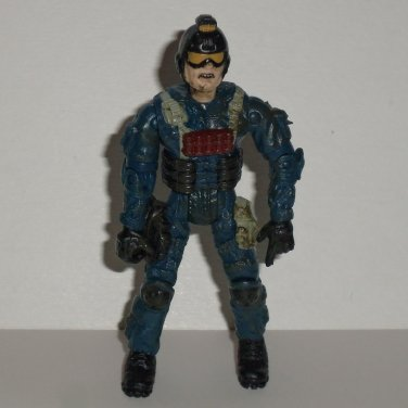 The Corps Action Figure w/ Blue & Black  Outfit Lanard Toys Loose Used