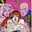 Firestar #1 Marvel Comics March 1986 X-Men New Mutants VG/FN