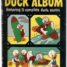 Four Color (1942 series) #492 Walt Disney's Duck Album Donald Uncle Scrooge Dell Comics 1953 Poor