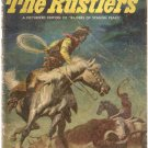Four Color (1942 series) #532 Zane Grey's The Rustlers Raiders of Spanish Peaks Dell Comics 1954 FR