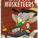 Four Color (1942 series) #764 Mouse Musketeers Tom and Jerry Dell Comics 1957 PR