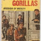 Garrison's Gorillas #3 Dell Comics July 1968 Fair