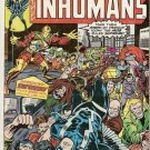 Inhumans (1975 Series) #3 Marvel Comics Feb 1975 FR