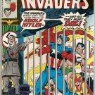 Invaders (1975 series) #19 Marvel Comics Aug. 1977 FN/VF