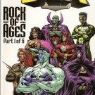 JLA (1997 series) #10 Justice League of America DC Comics Sept 1997 FN