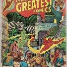 Marvel's Greatest Comics (1969 series) #66 Fantastic Four Marvel Comics Oct 1976 GD