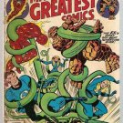 Marvel's Greatest Comics (1969 series) #70 Fantastic Four Marvel Comics May 1977 FR