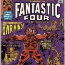Marvel's Greatest Comics (1969 series) #93 Fantastic Four Marvel Comics Oct 1980 VG