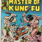 Master of Kung Fu (1974 series) #25 Marvel Comics Feb 1975 GD/VG