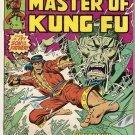 Master of Kung Fu (1974 series) #44 Marvel Comics Sept 1976 VG