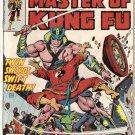 Master of Kung Fu (1974 series) #53 Marvel Comics June 1977 VG