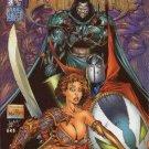 Medieval Spawn Witchblade #3 Image Comics July 1996 VF