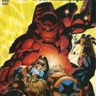 Extreme Justice #12 DC Comics Jan 1996  Fine