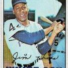 1967 Topps Baseball Card #532 Jim Hicks RC Chicago White Sox Good