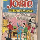 Josie and the Pussycats (1963 series) #54 Archie Comics April 1971 PR