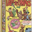 Laff-A-Lympics (1978 series) #11 Marvel Comics Hanna-Barbera Yogi Bear Scooby Doo Jan 1979 VG
