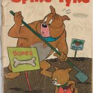 Four Color (1942 series) #499 Spike and Tyke #1 Dell Comics 1953 PR