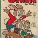 Four Color (1942 series) #697 Oswald the Rabbit Dell Comics 1956 FR