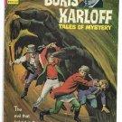 Boris Karloff Tales of Mystery (1963 series) #53 Gold Key Comics April 1974 GD