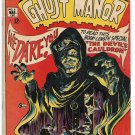 Ghost Manor (1968 series) #5 Charlton Comics March 1969 GD/VG