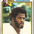 1979 Topps #390 Earl Campbell RC Houston Oilers FR