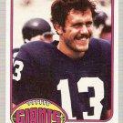 1976 Topps Football Card #183 Dave Jennings RC New York Giants NM