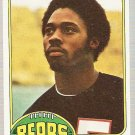 1976 Topps Football Card #229 Roland Harper RC Chicago Bears EX-MT