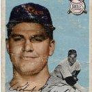 1954 Topps Baseball Card #85 Bob Turley RC Baltimore Orioles PR