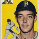 1954 Topps Baseball Card #87 Roy Face Pittsburgh Pirates GD