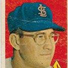 1958 Topps Baseball Card #60 A Del Ennis St. Louis Cardinals FR