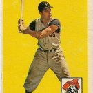 1958 Topps Baseball Card #293 Gene Freese Pittsburgh Pirates FR