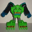 Playskool Heroes Transformers Rescue Bots Boulder The Construction Bot Action Figure Hasbro Loose