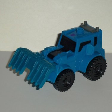 McDonald's 2016 Transformers Thunderhoof Vehicle Mode No Missile Happy Meal Toy Loose Used